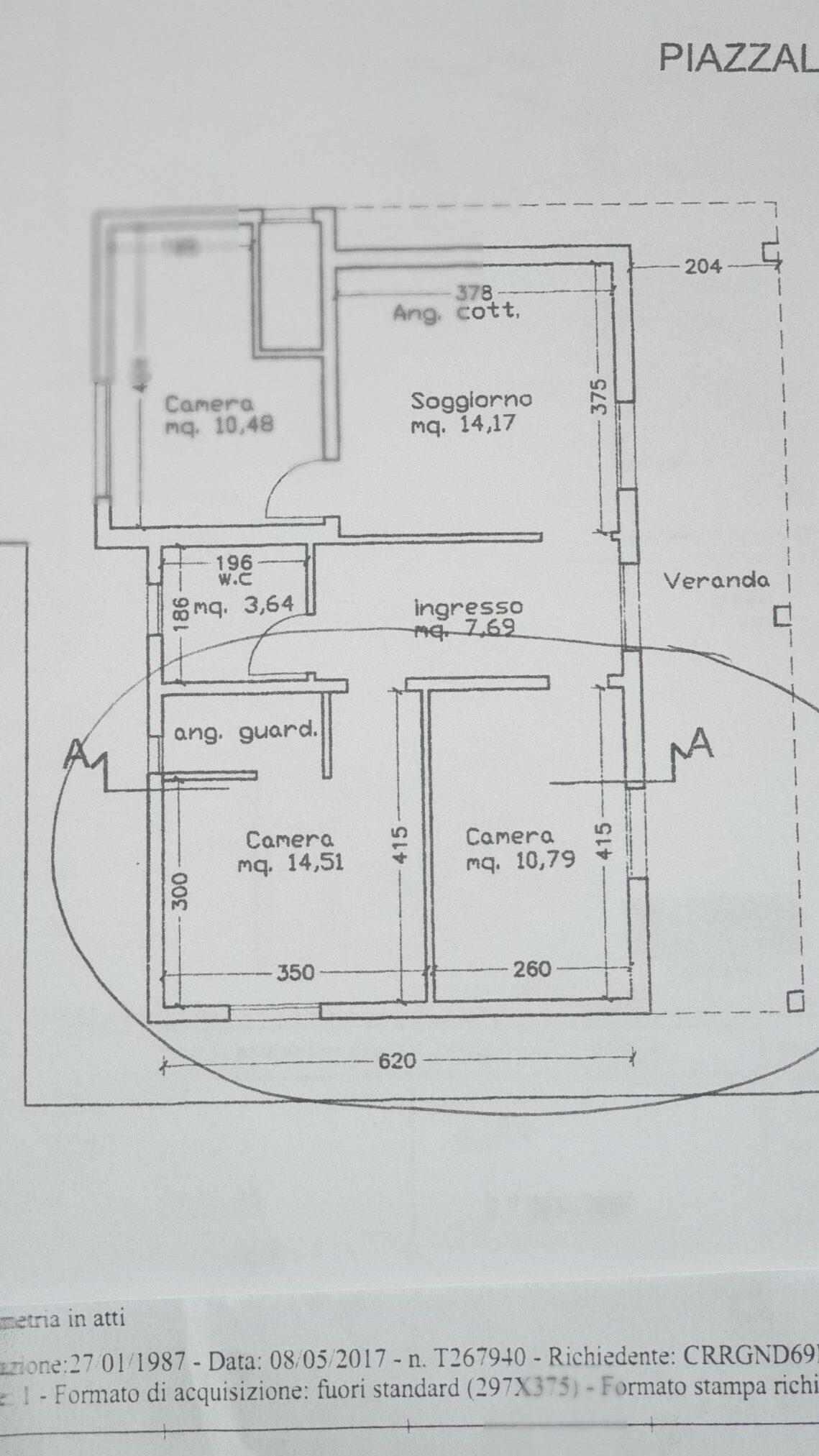 4819 San Vito dei Normanni floor plan