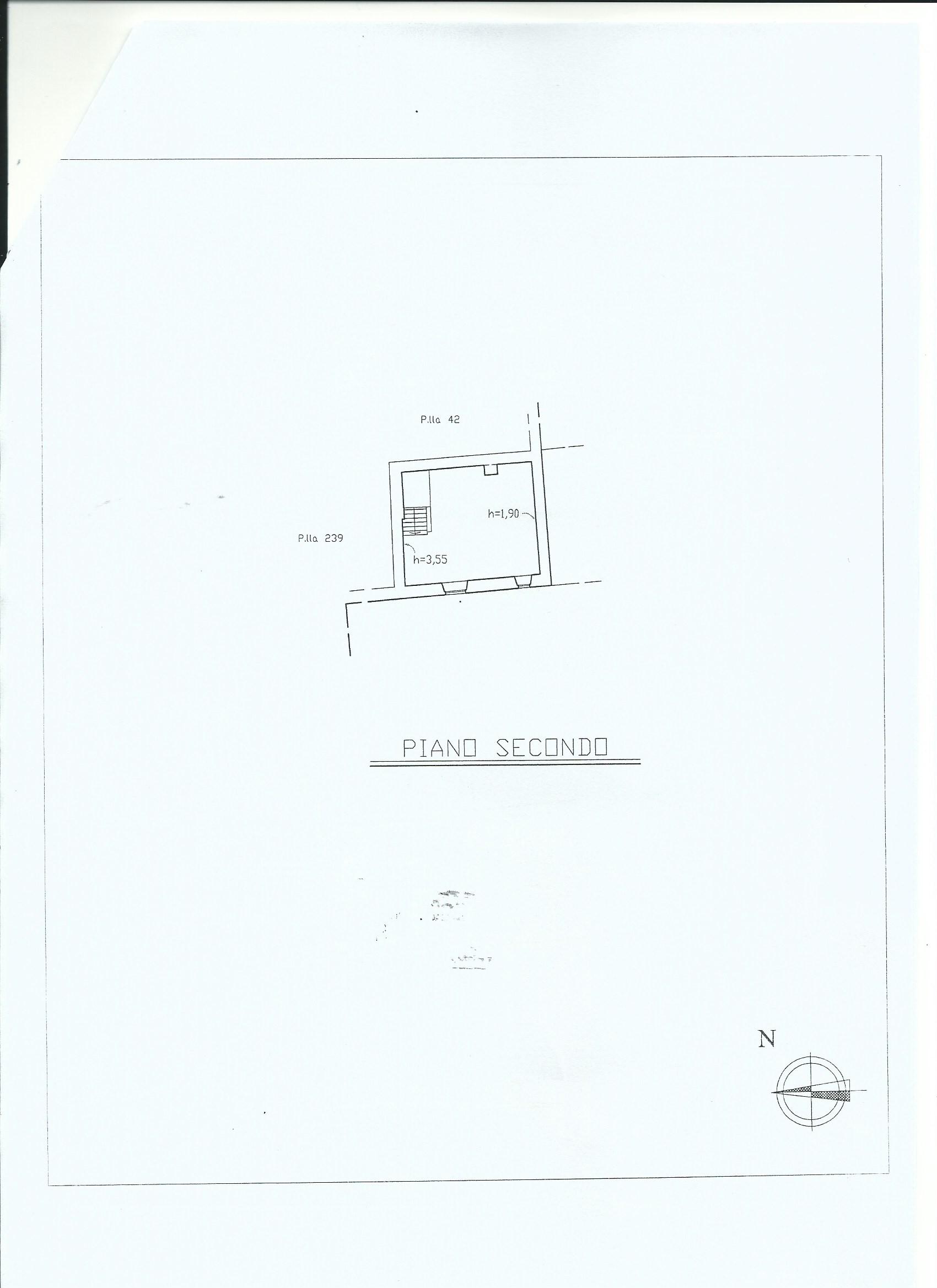 4820 Castel San Niccolo plan loft